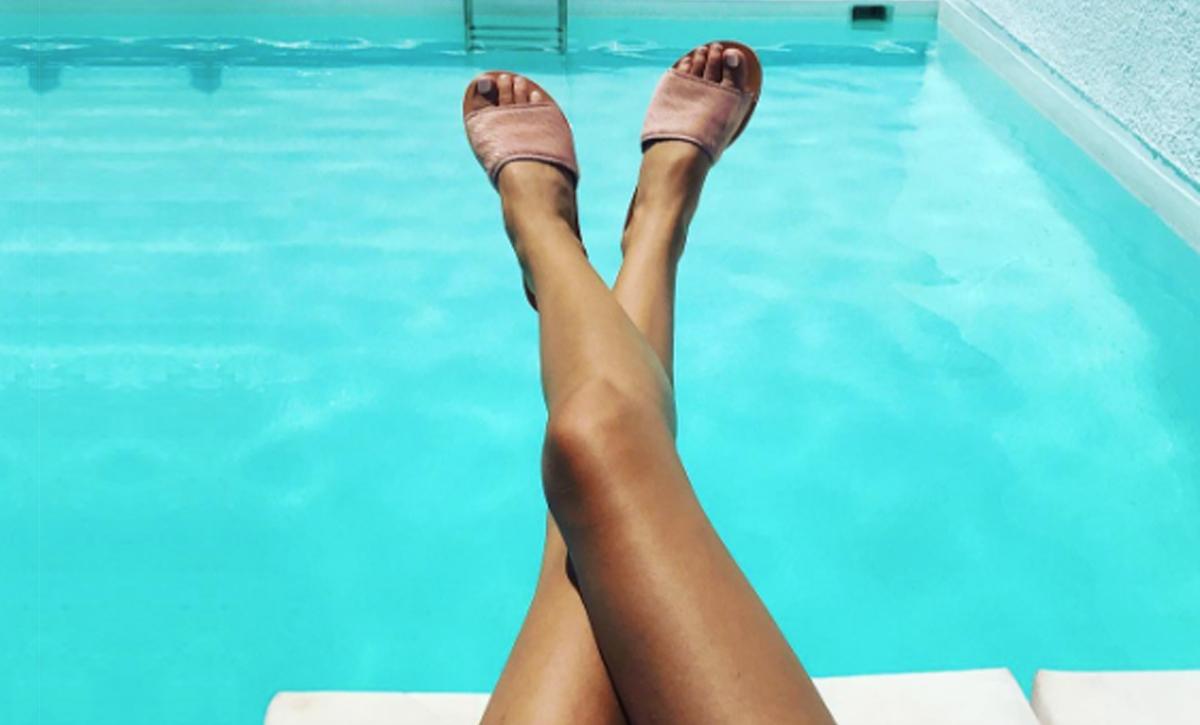 Alessandra Greek Sandals