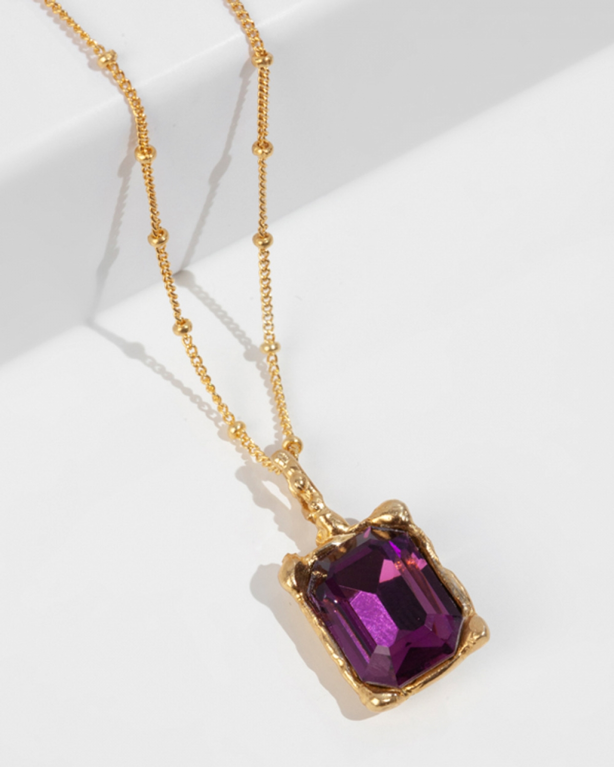 ADELA Gold Pendant/Necklace