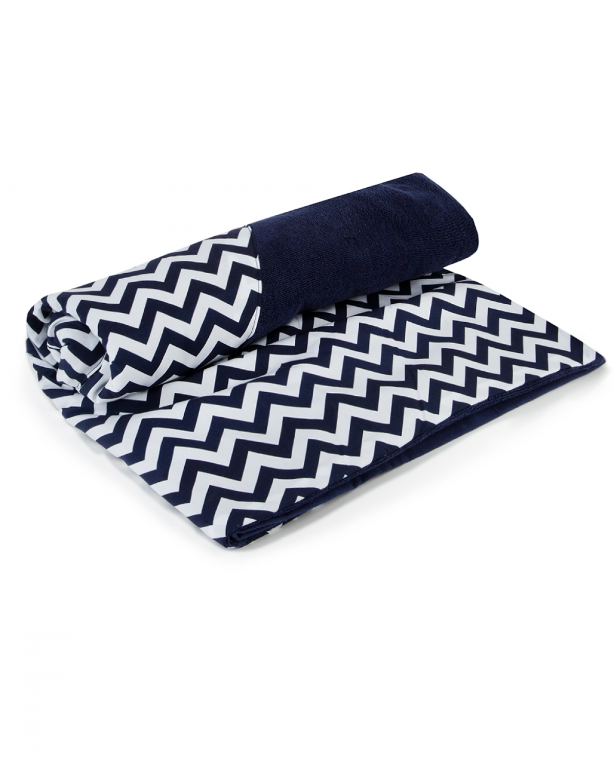 Aegean Waves Beach Towel