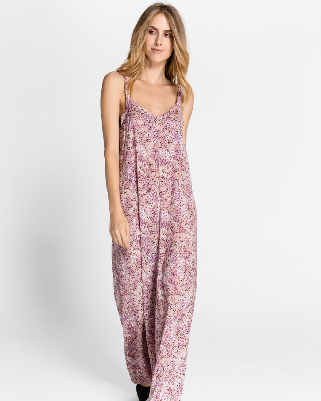 Aitheria Jersey Lavender Jumpsuit