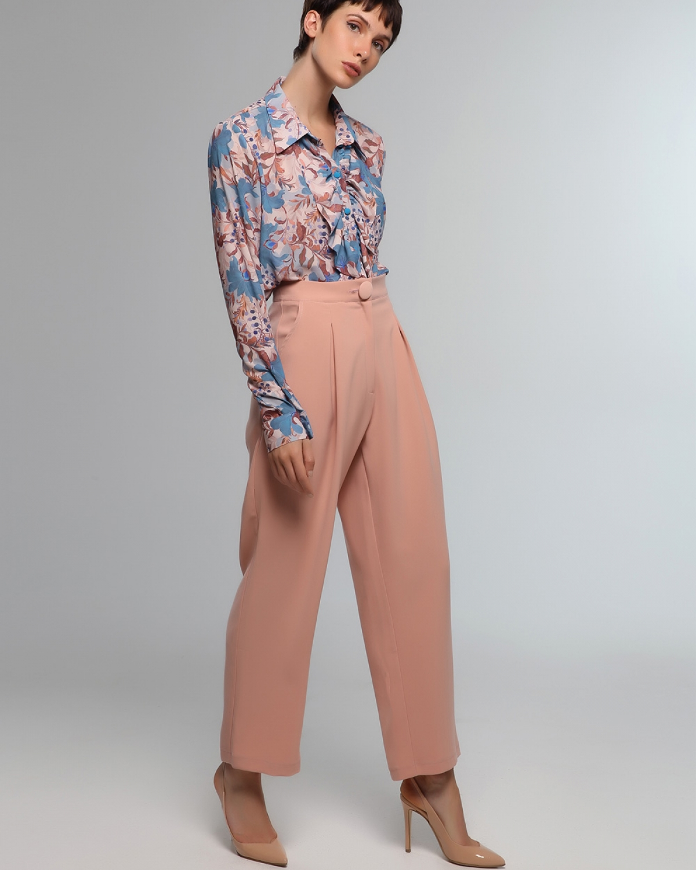 Alissa Suit Salmon Pants