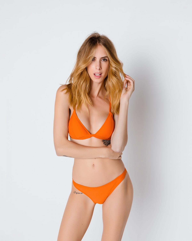 Alkes Spezia Orange Bikini