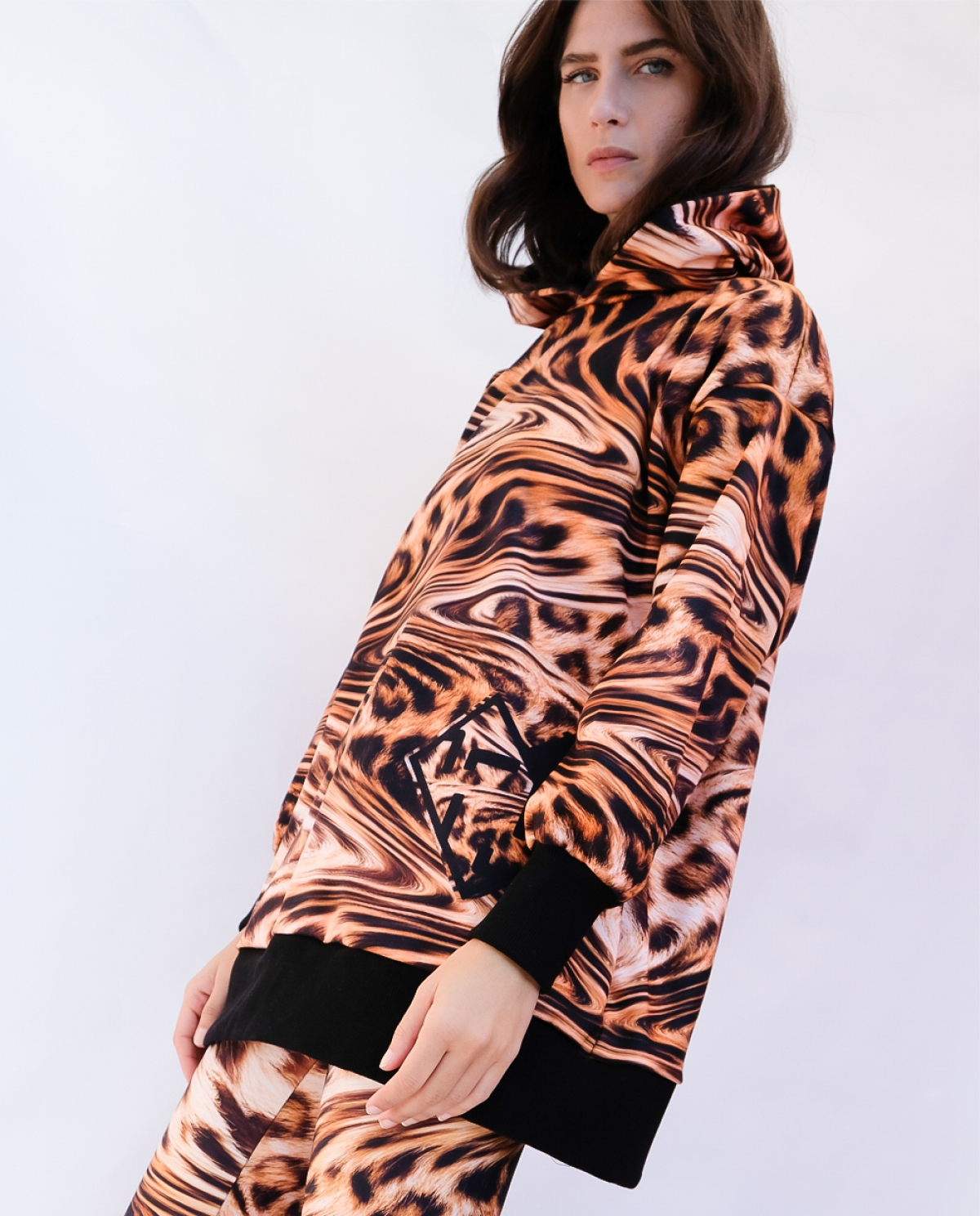 Animal Buzz Oversized Sweatshirt