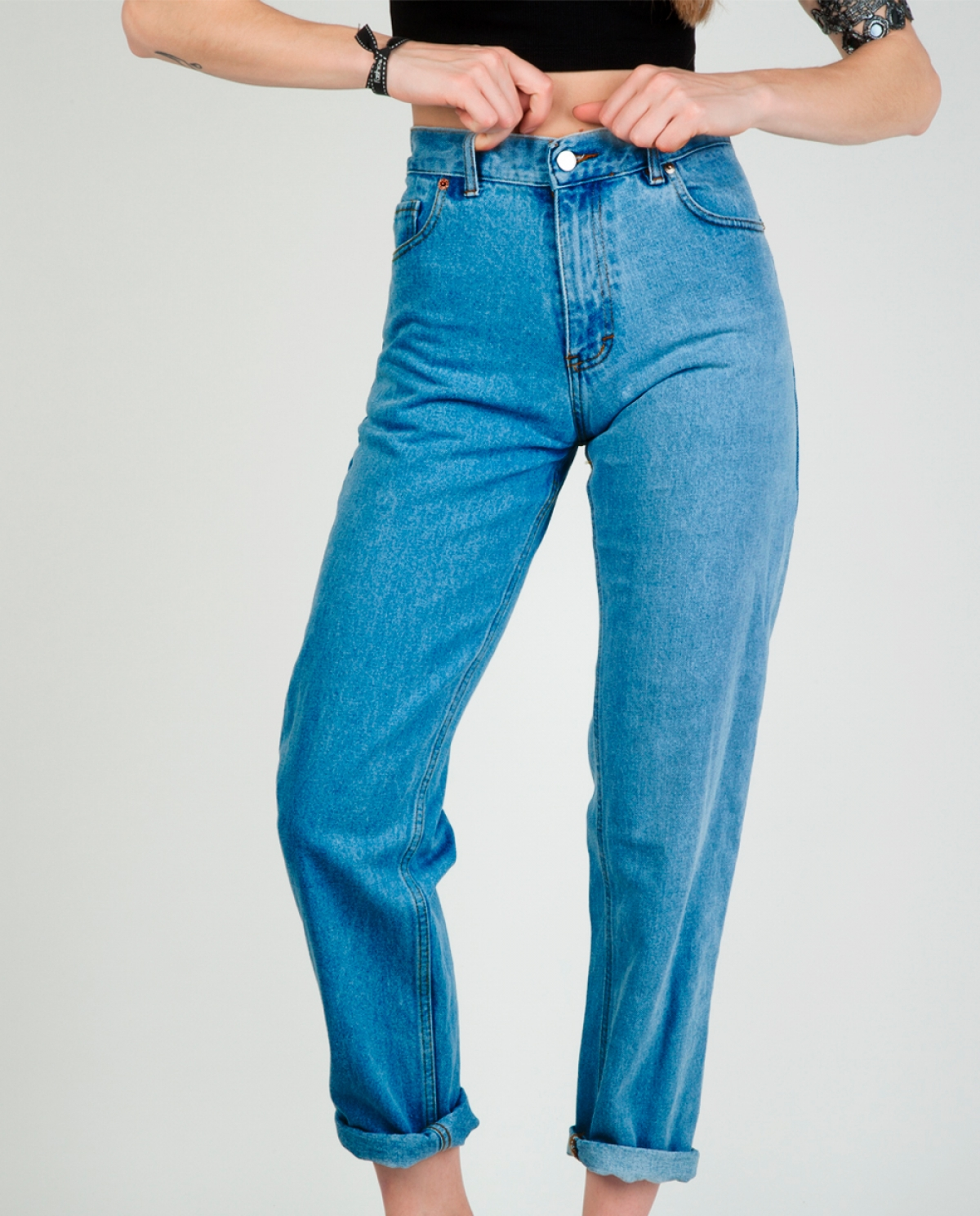 Barbara Medium Boyfriend Jeans
