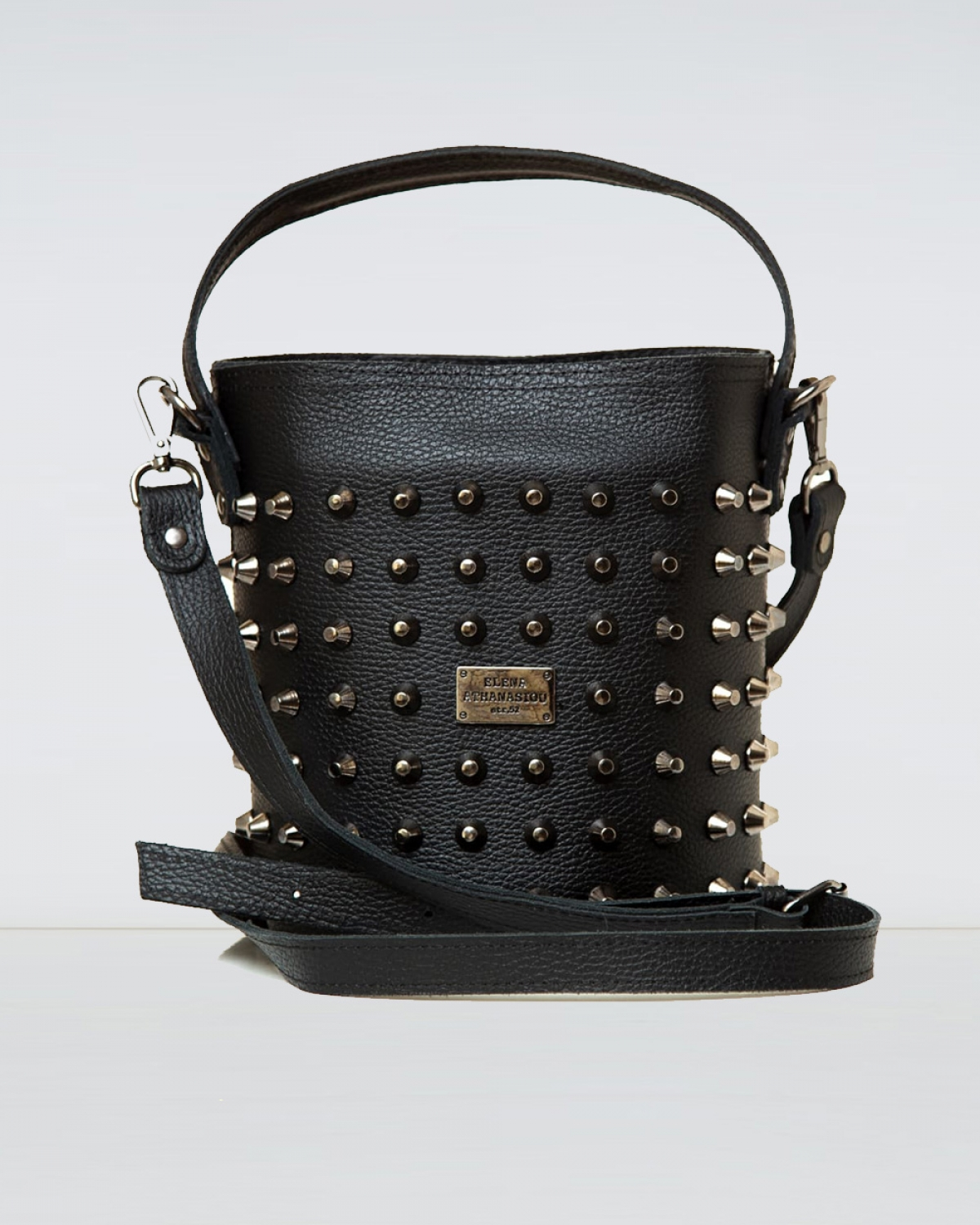 Basket Black Large Bag