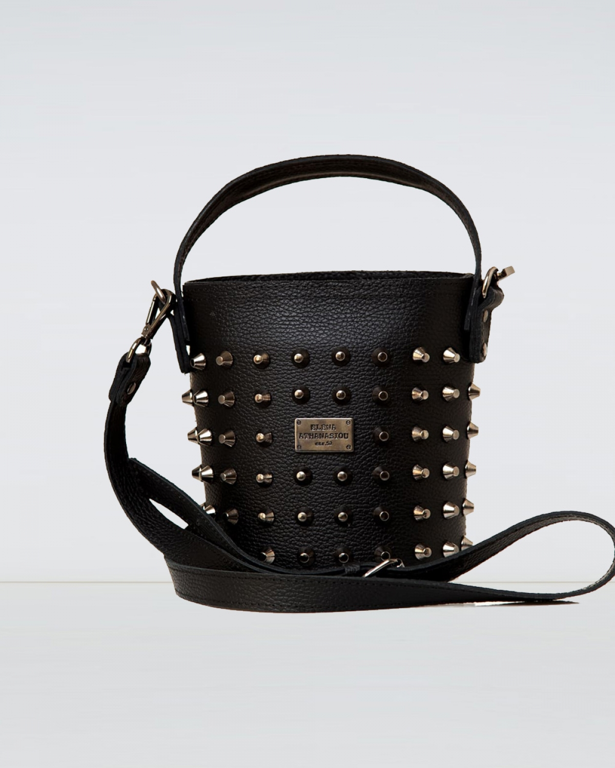Basket Black Small Bag