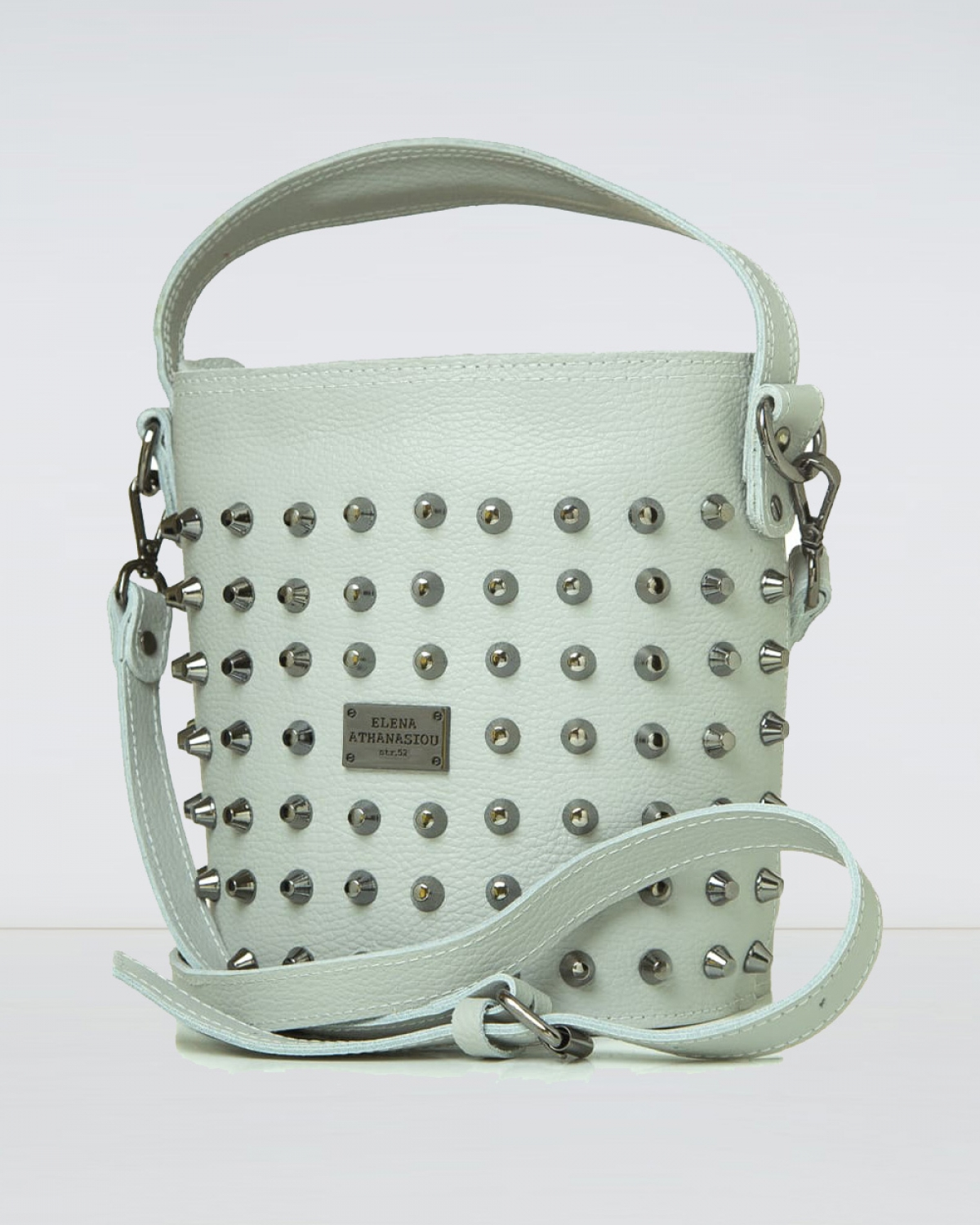 Basket Ice Grey Large Bag