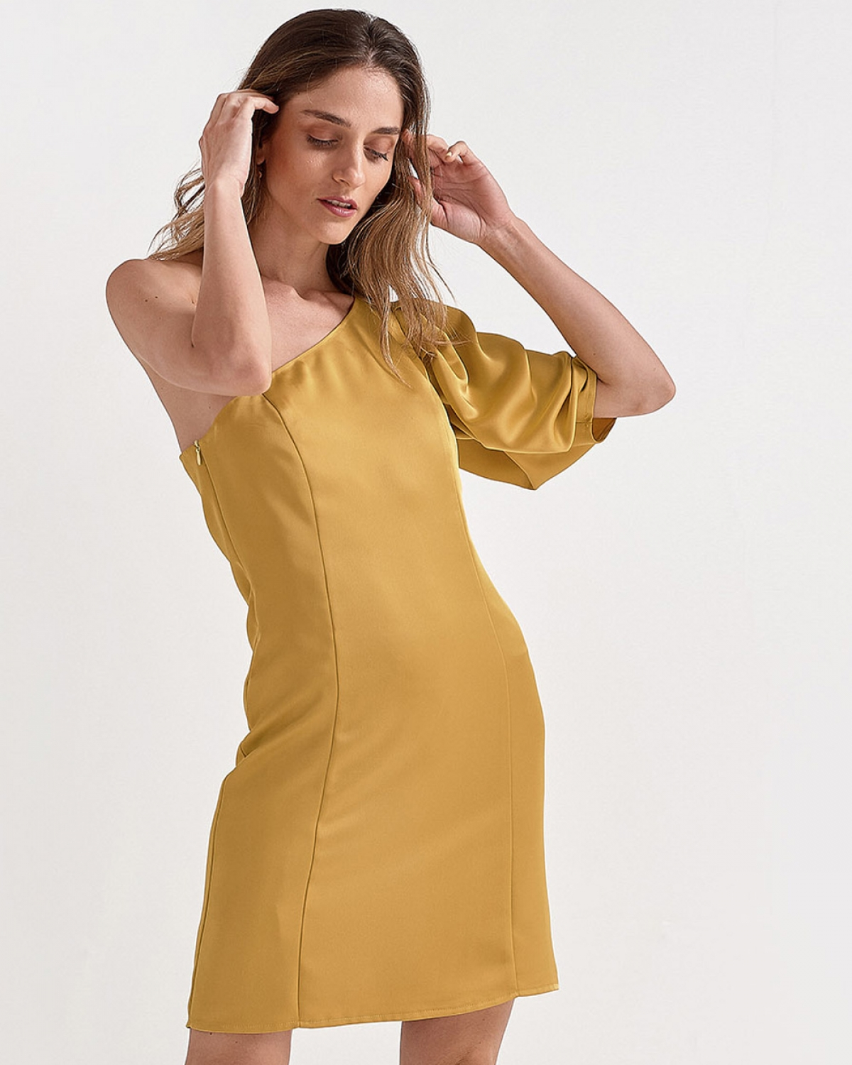 Bella Yellow Dress
