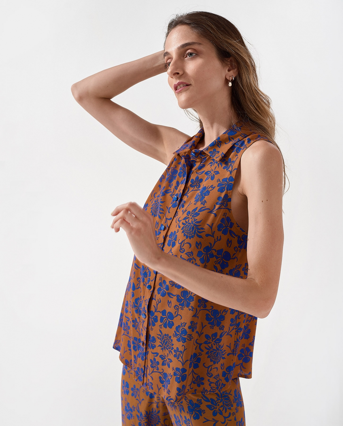 Bloom Printed Shirt