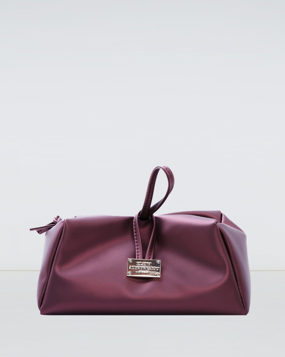 Burgundy Lunch Bag