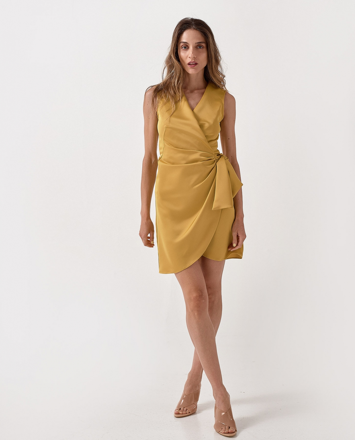 Capri Yellow Dress