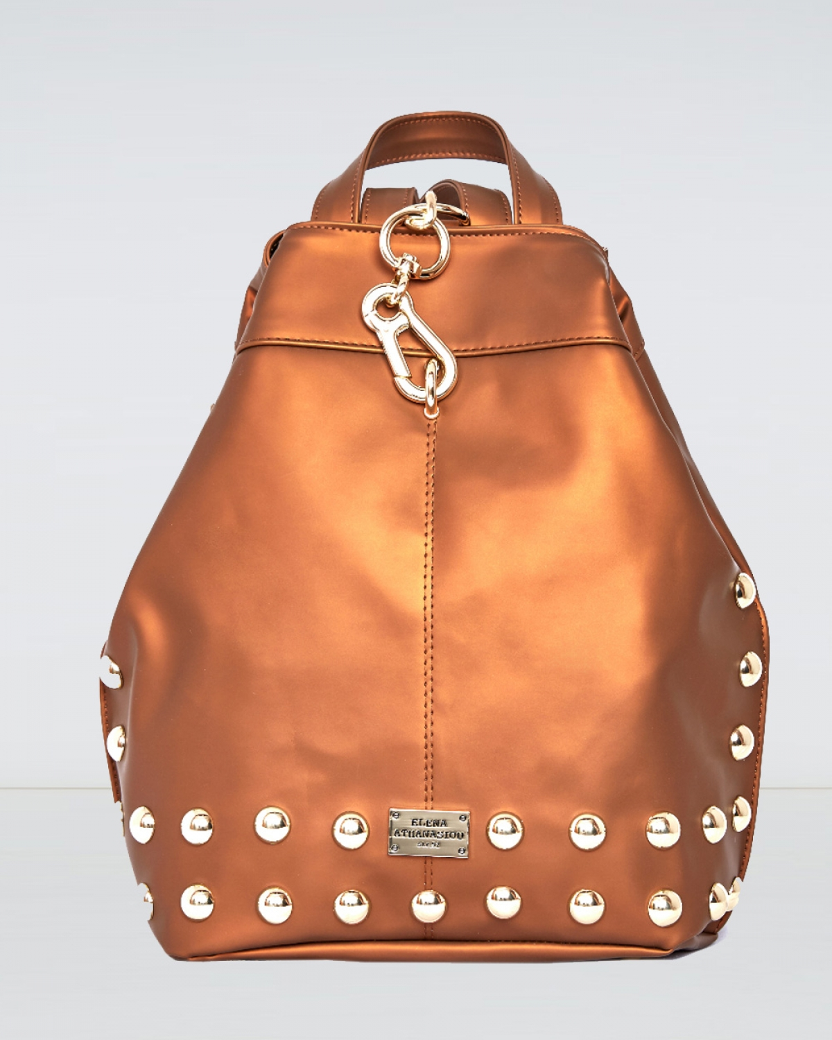 Caramel Cognac Backpack