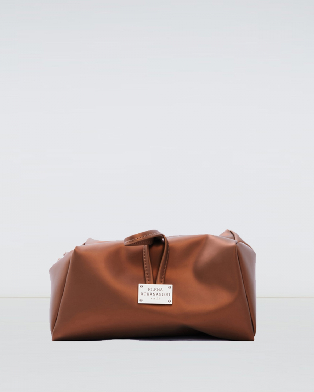 Caramel Cognac Lunch Bag