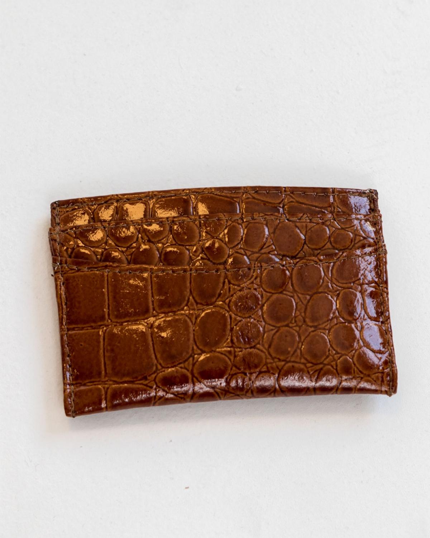 Card Holder Caramel