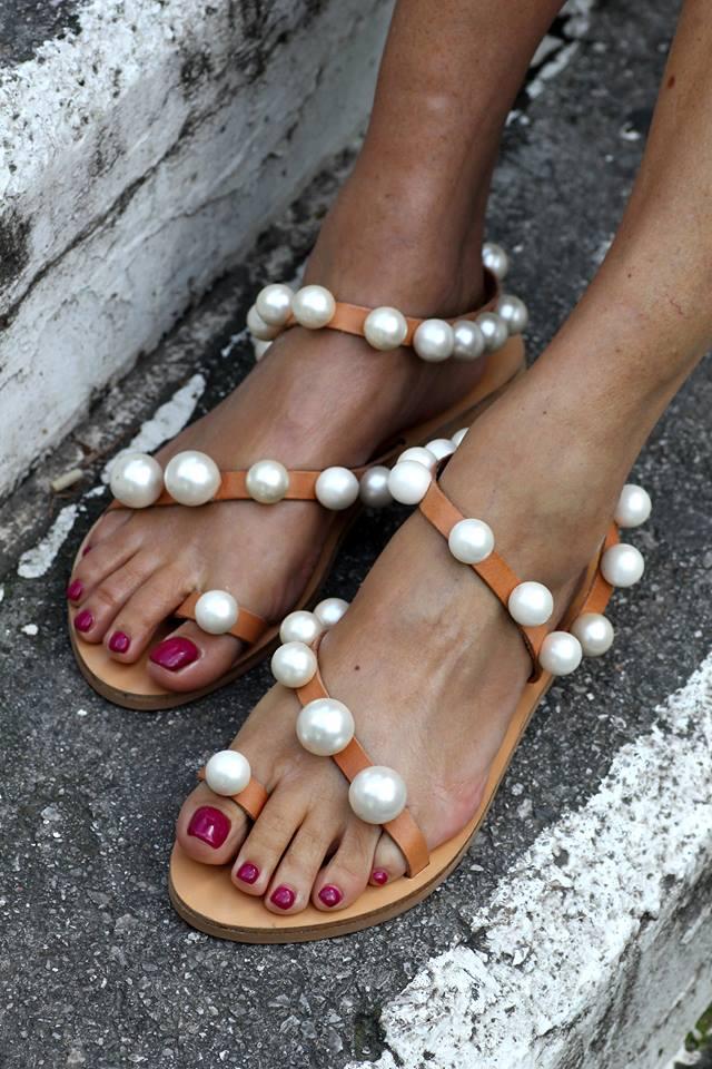 eb80ebb50 Chantilly Nude Sandals - Fashionnoiz
