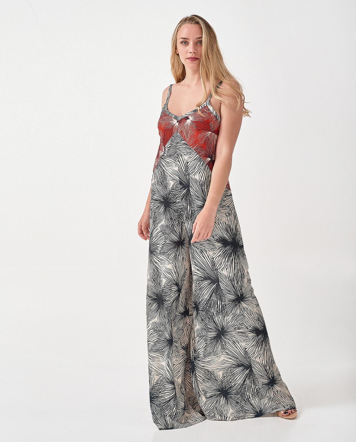 Chaos  Loose Jumpsuit