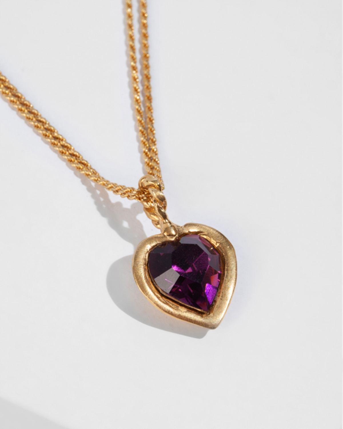 Christina Gold Pendant/Necklace