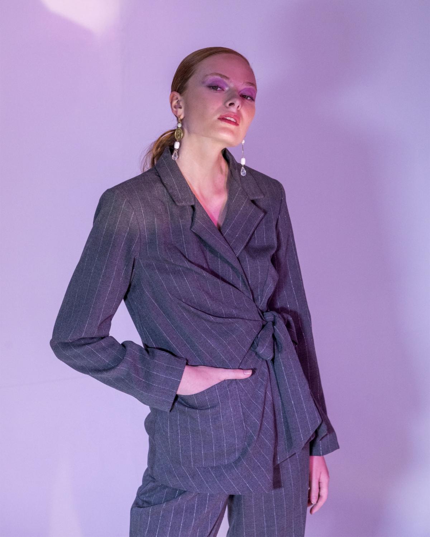 Eclipse Suit Top