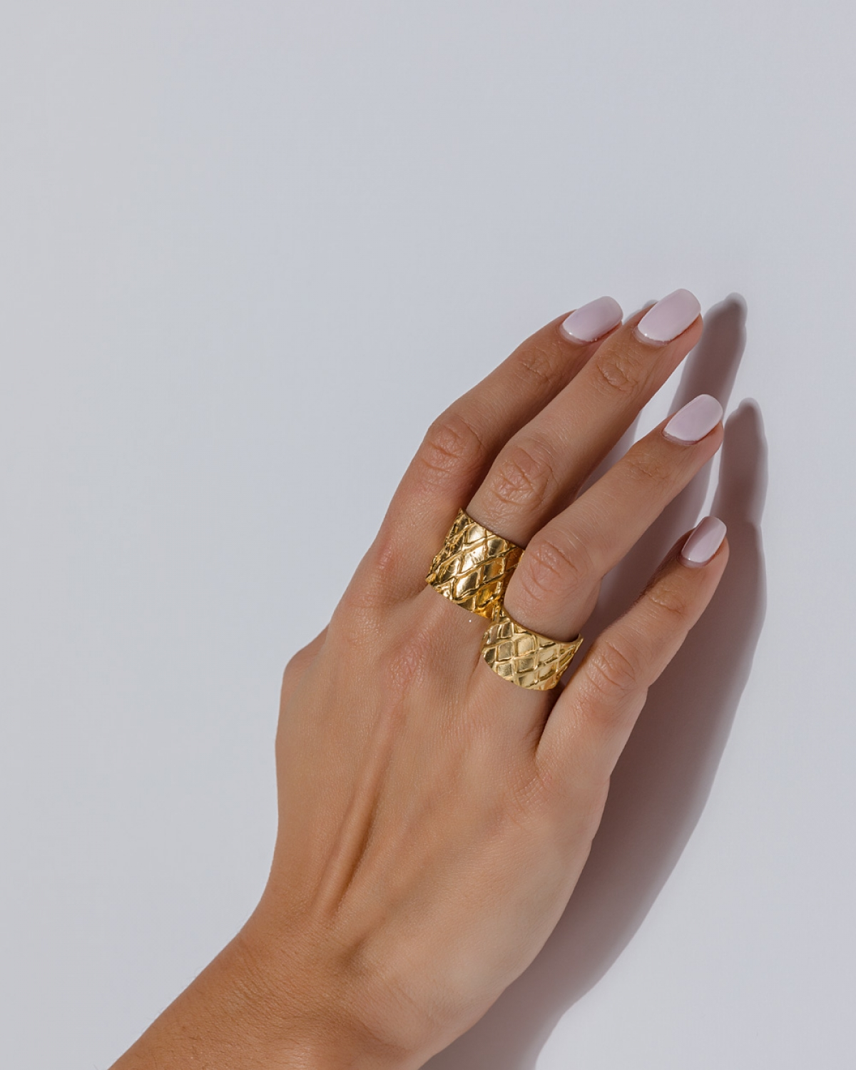 Elafonnisi Gold Ring