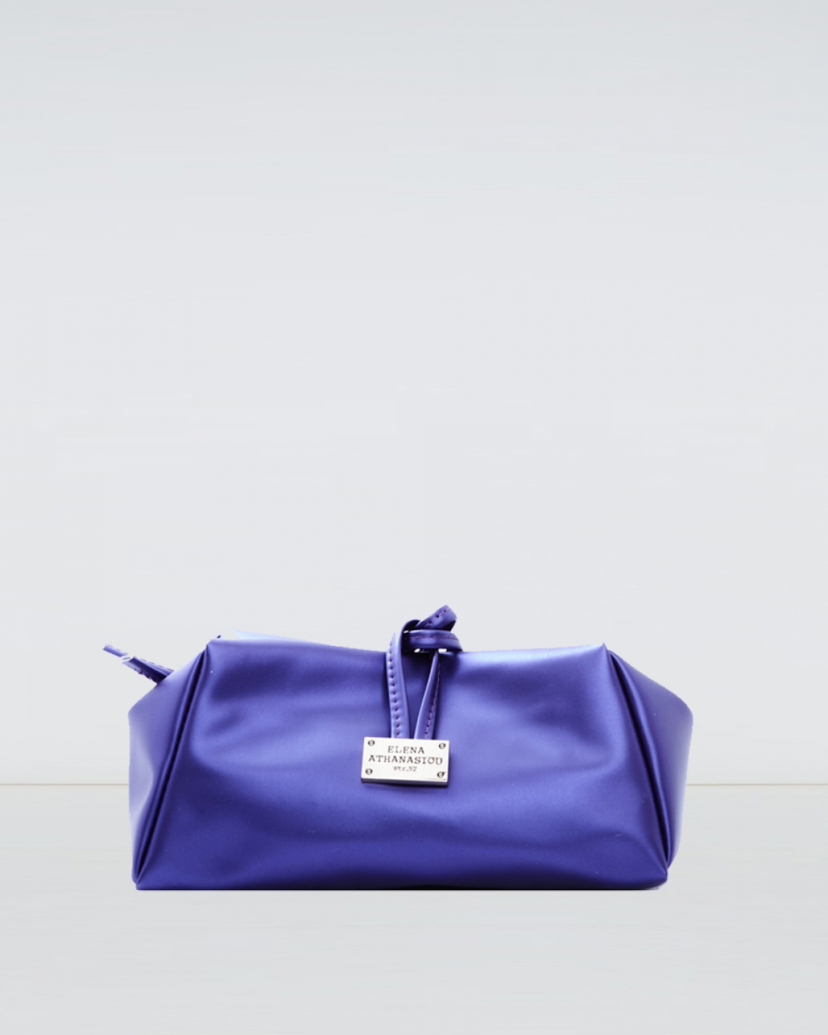 Electric Purple Lunch Bag