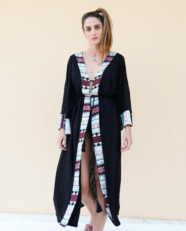 Endless Summer Kimono