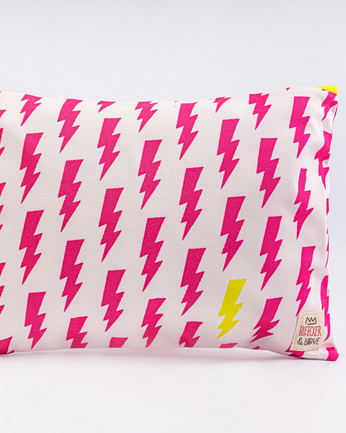 Flash Pink Medium Clutch