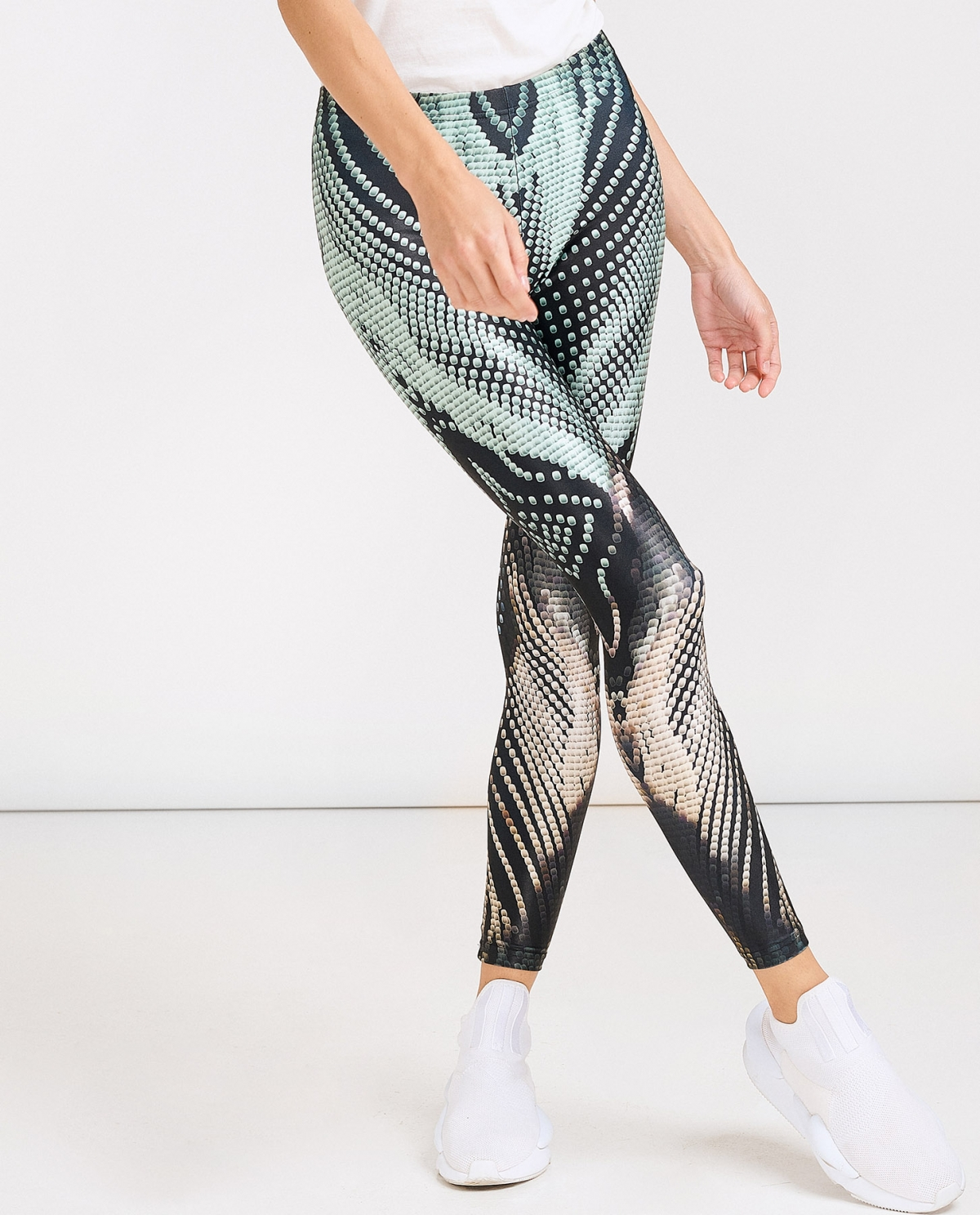 Foils Leggings