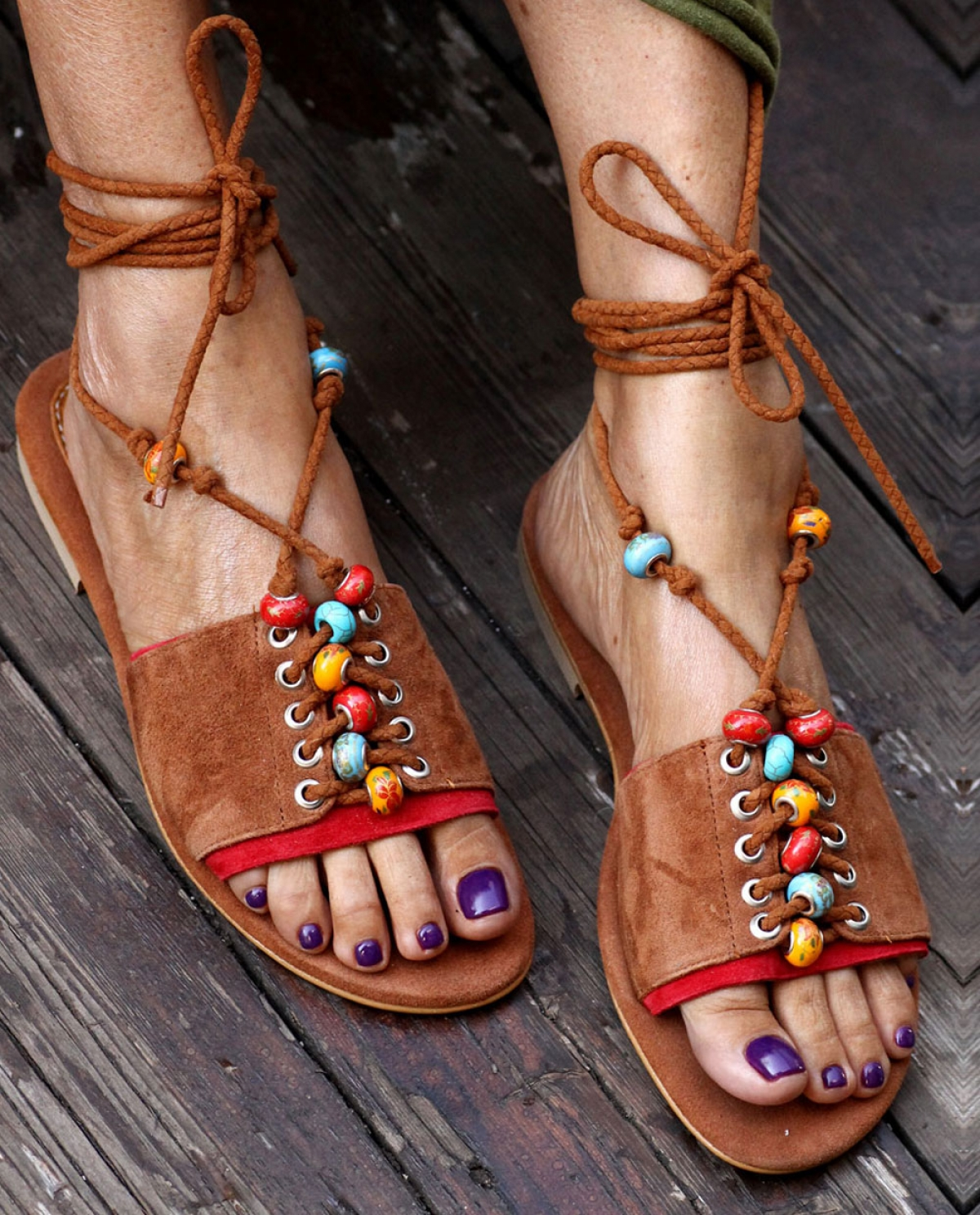 Footloose Slide Sandals