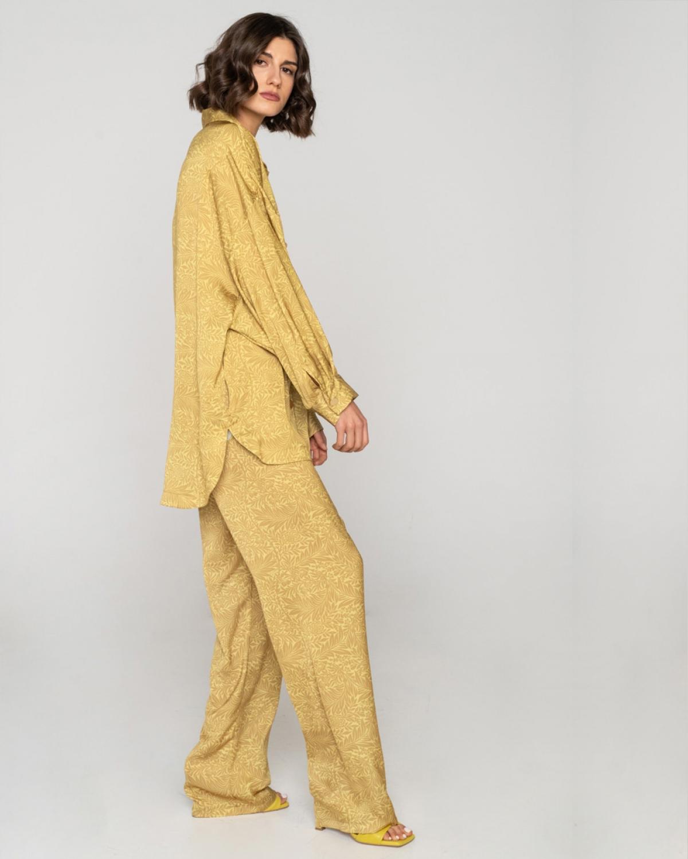 Fylla Long Lime Pants