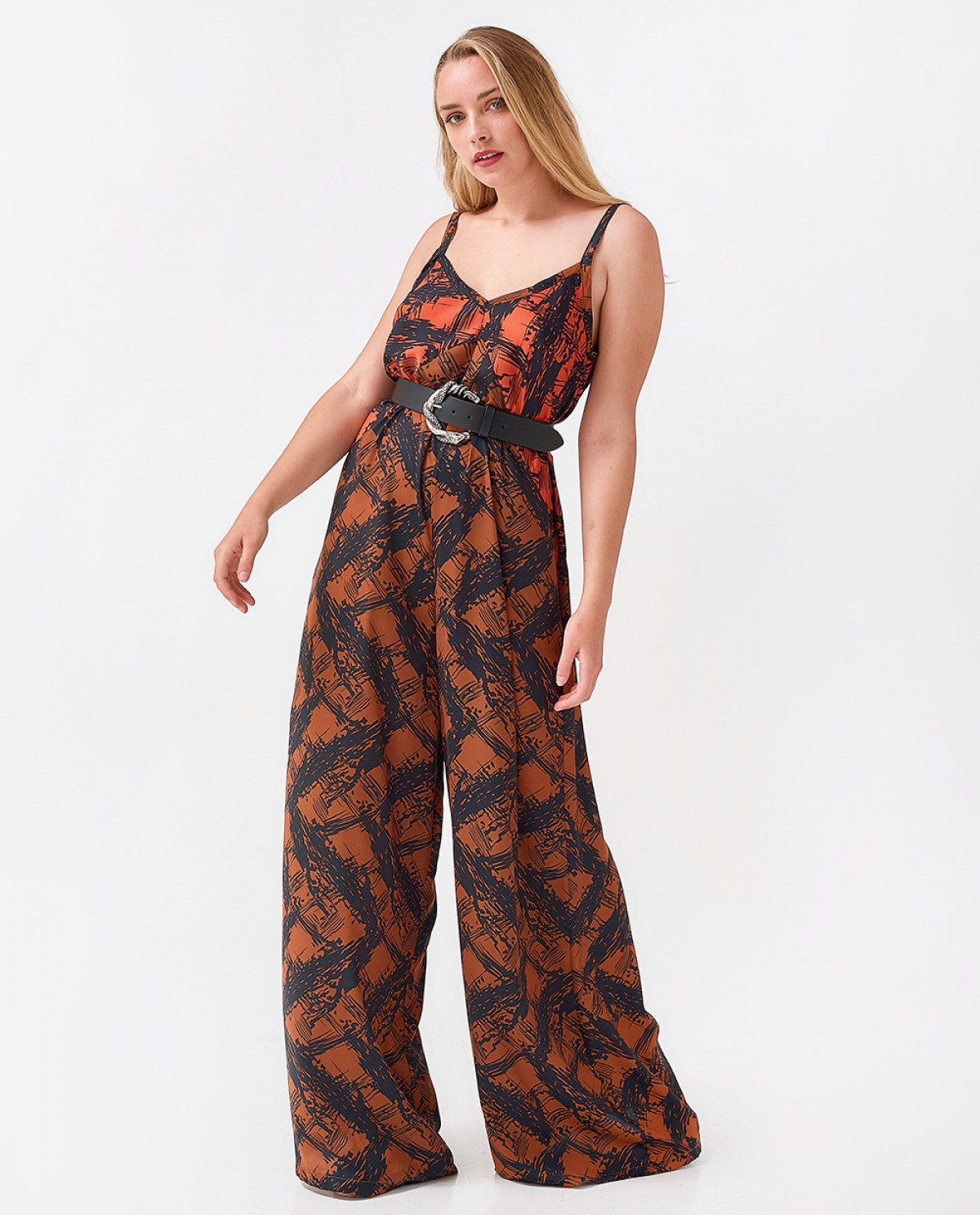 Gaia Loose Jumpsuit