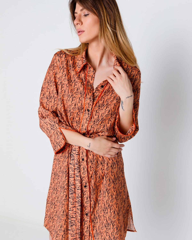 ILEANA Shirt Dress