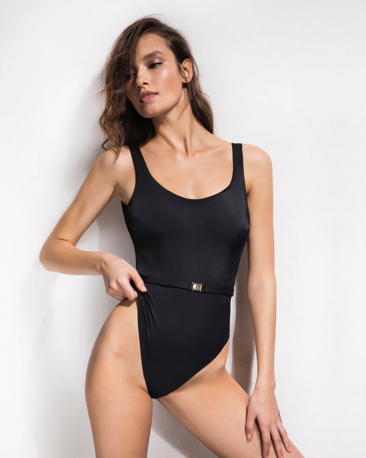 Inara Black Swimsuit
