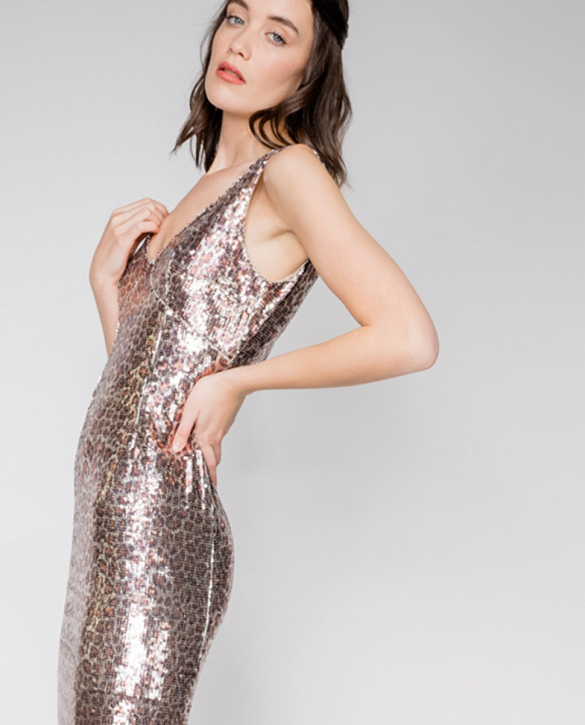 INGRID Sequin Dress