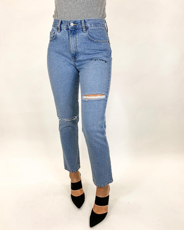 Joan Light Things Change Jeans