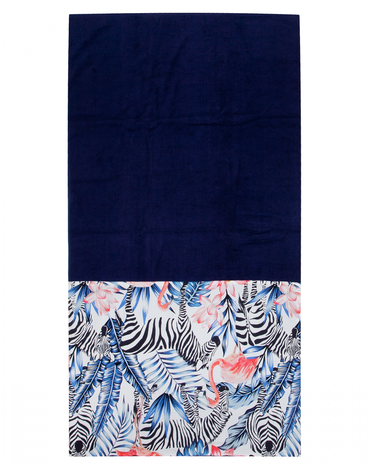 Jungle Printed Beach Towel