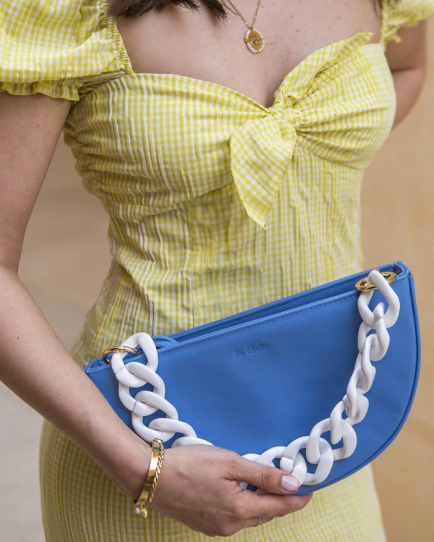 Kallisti Blue Bag