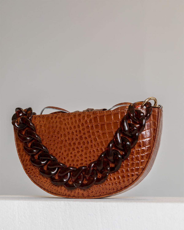 Kallisti Caramel Bag