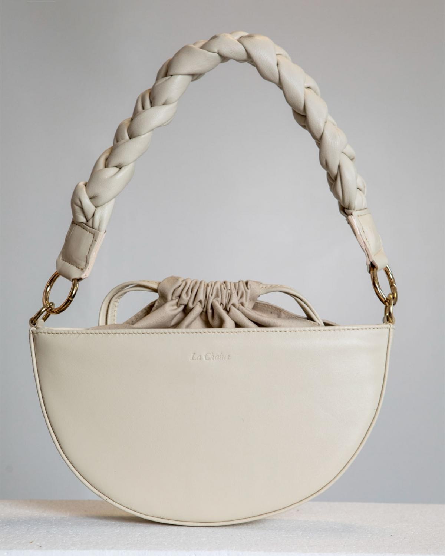 Kallisti Plexy Ivoir Bag