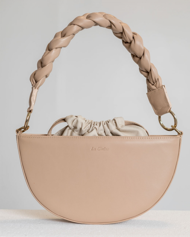 Kallisti Plexy Nude Bag
