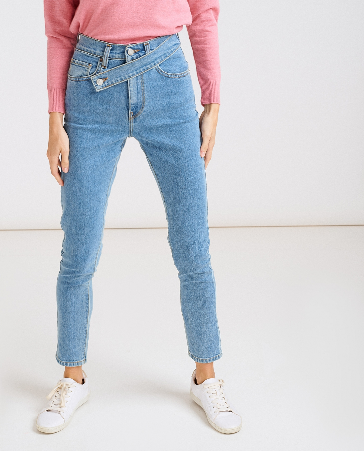 Kate Light Reworked Jeans