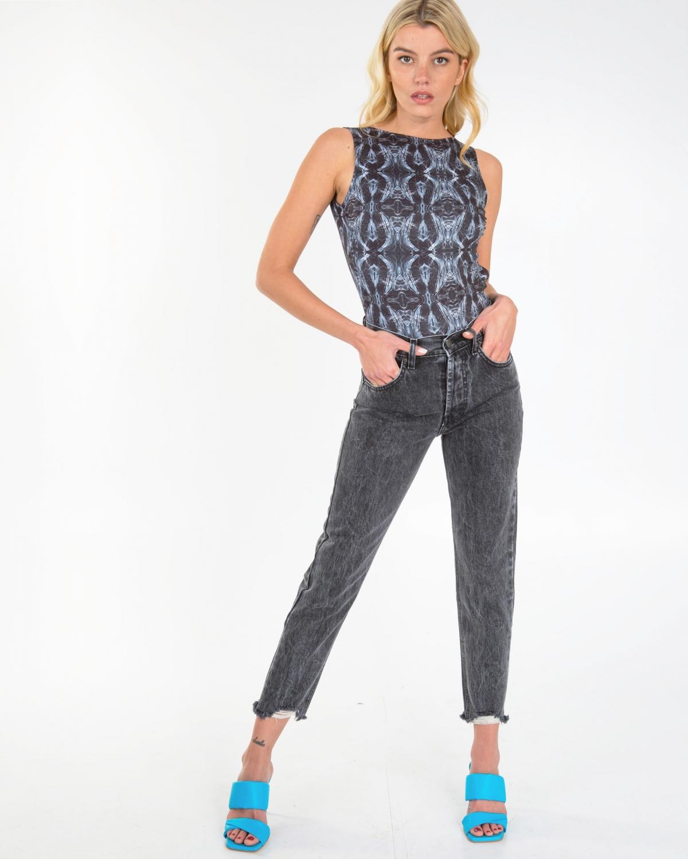 Kelly Black Pearl Jeans
