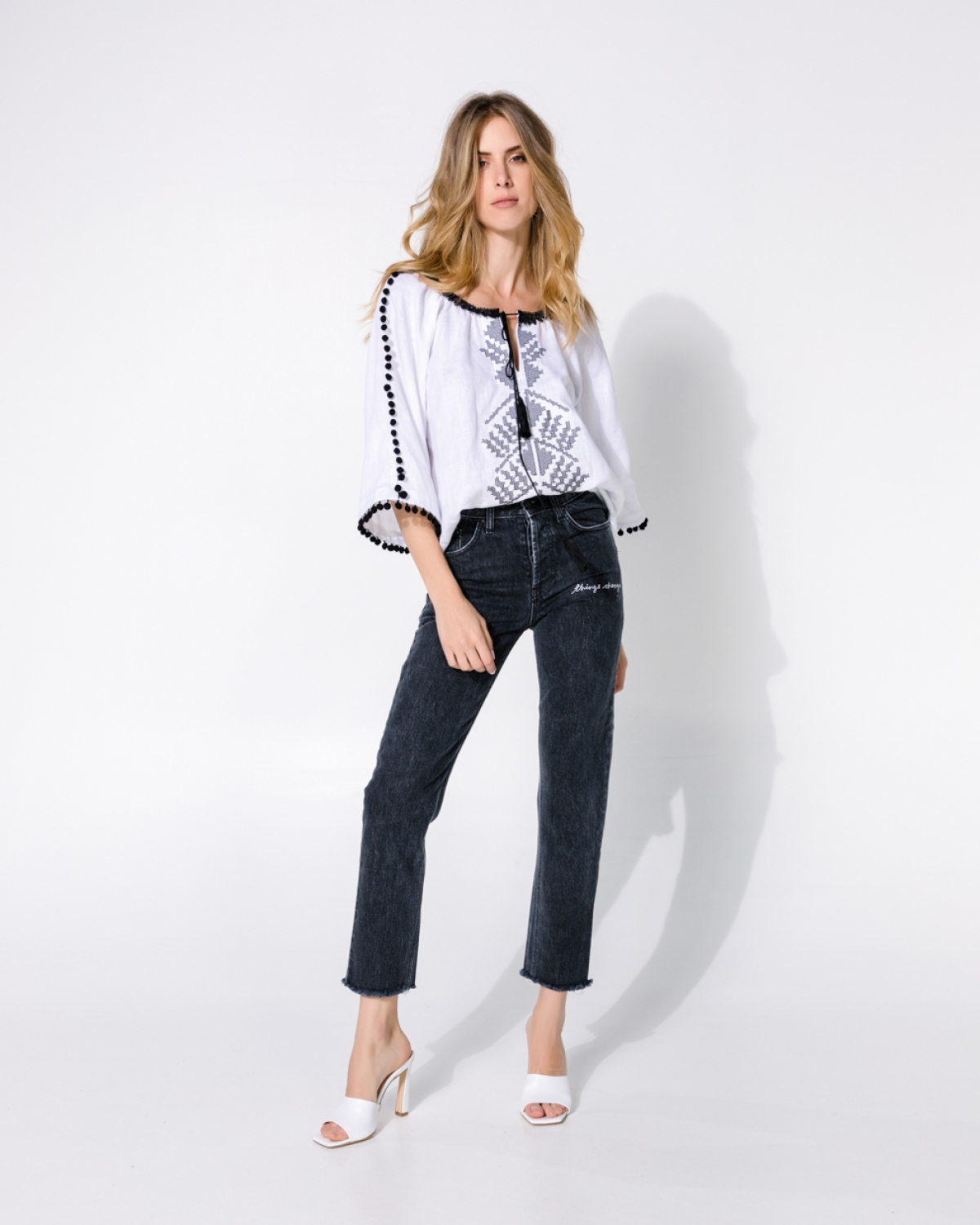 Kelly Black Pearl Things Change Jeans