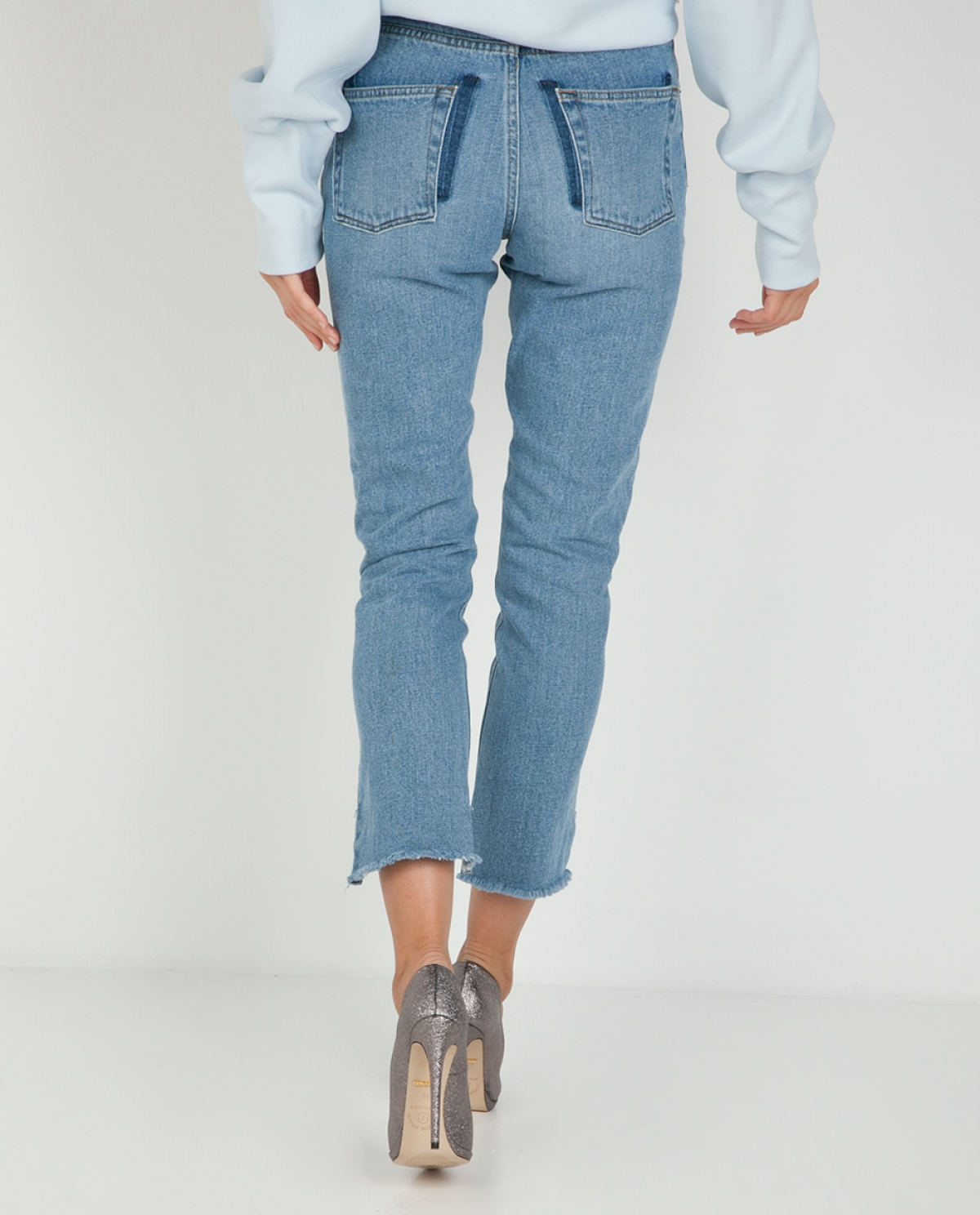 Kelly Remade Jeans