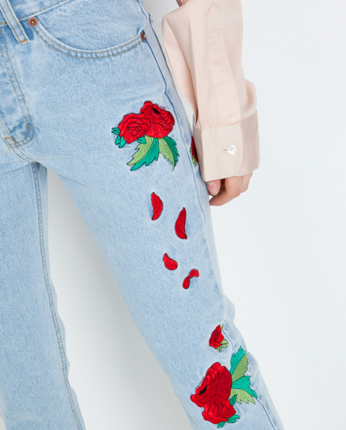 Kelly 'Roses' Jeans