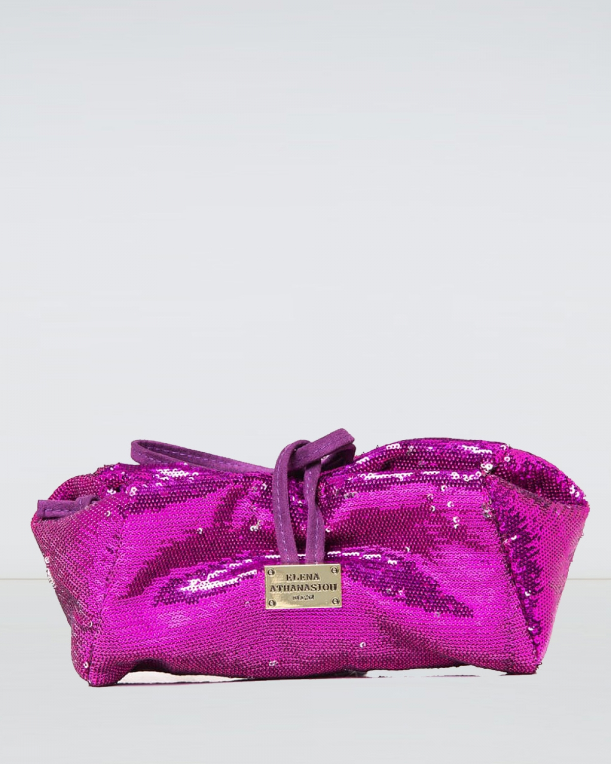 Large Sequin Fouxia Lunch Bag