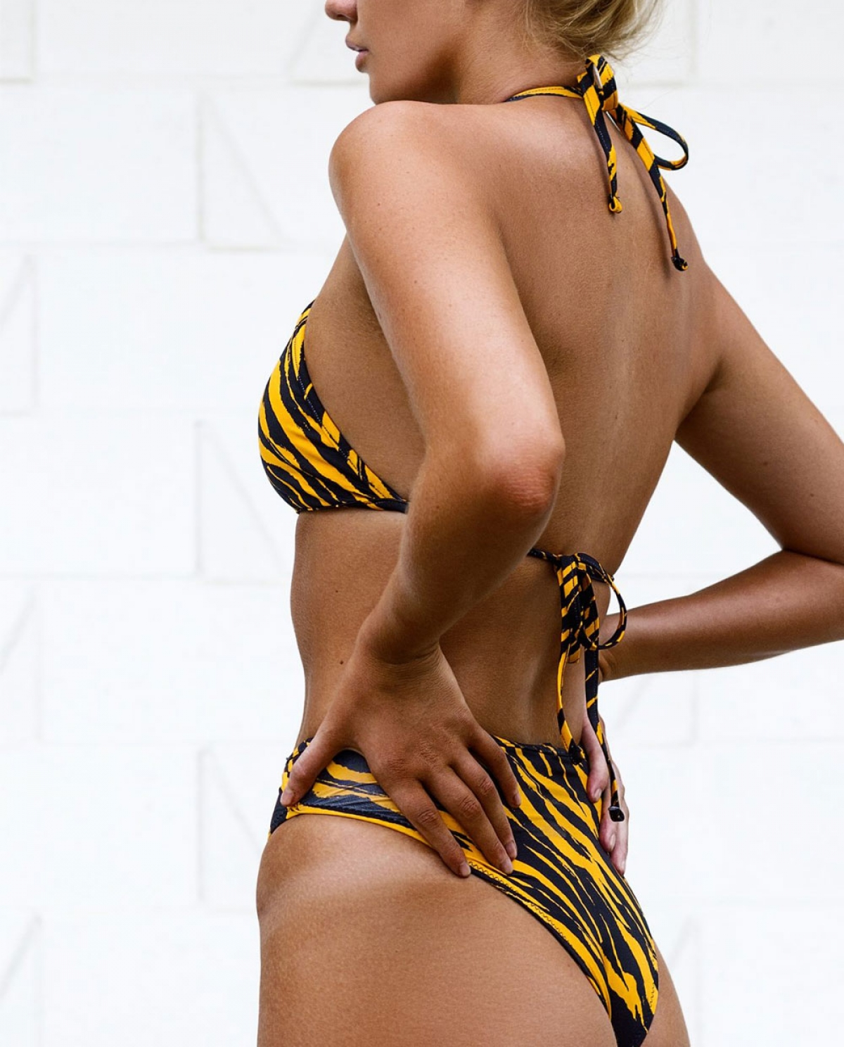 Lulu Tigra Bikini
