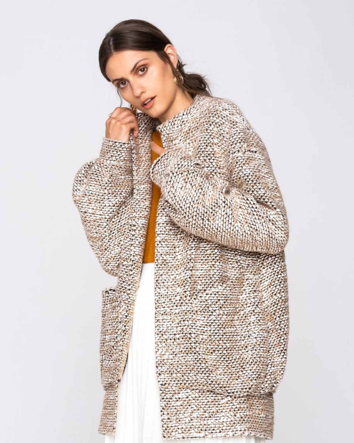 Maly Knitted Jacket