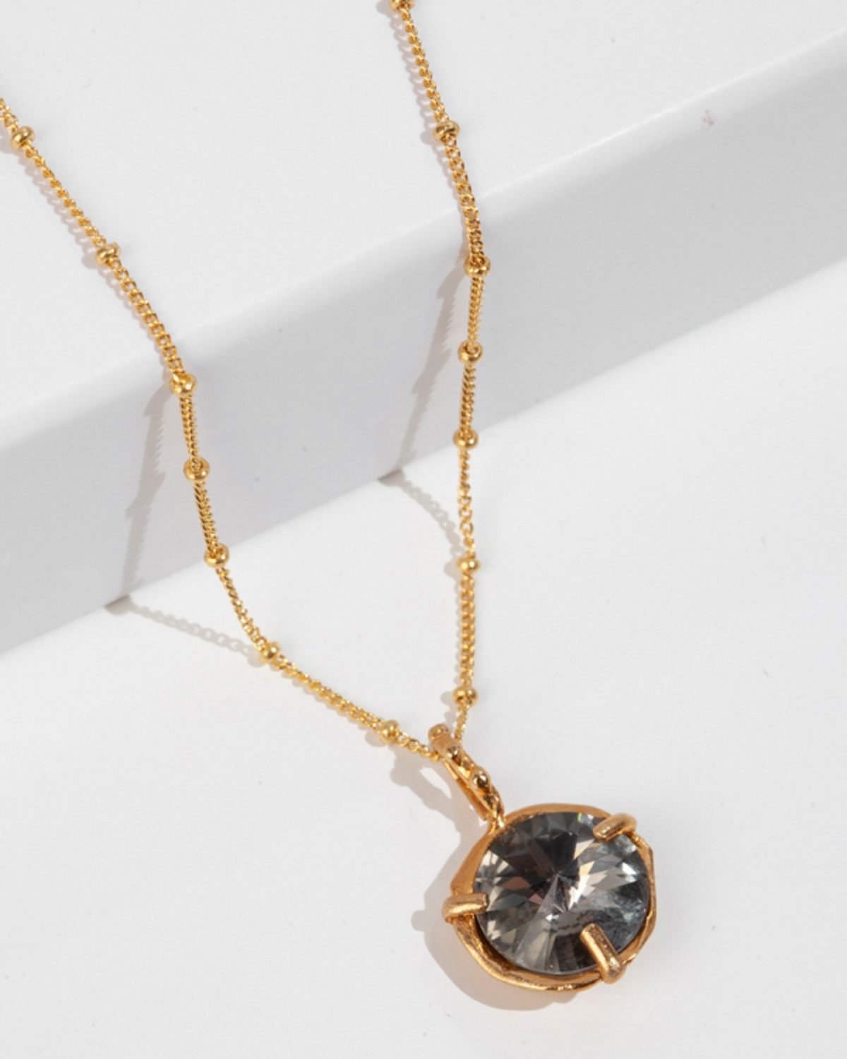MARIE Gold Pendant/Necklace