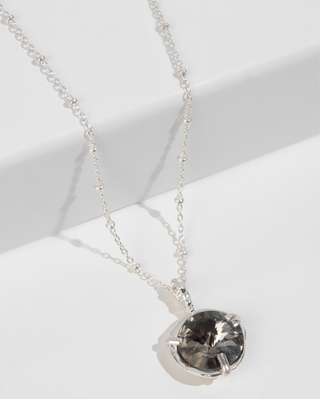MARIE Silver Pendant/Necklace