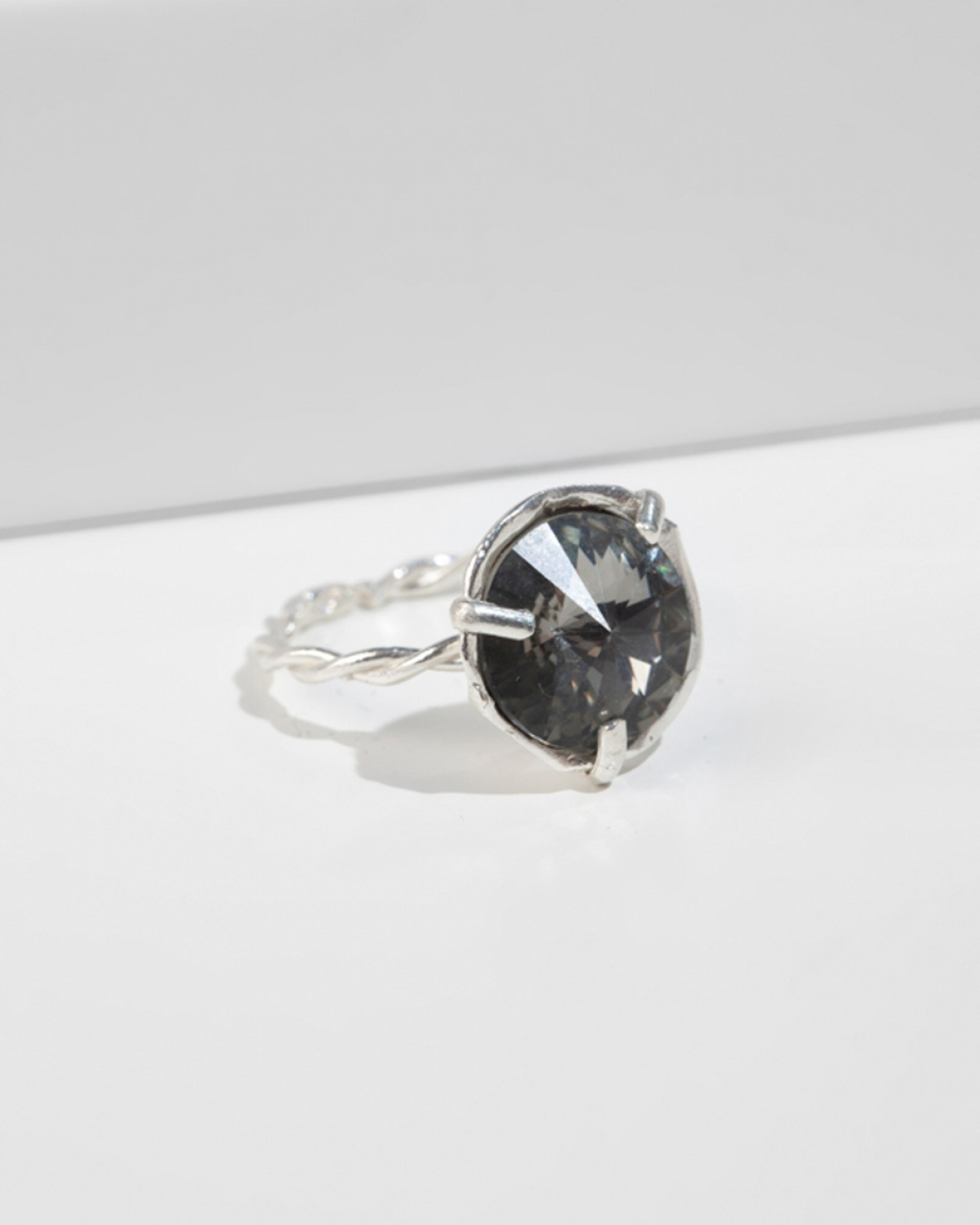 MARIE Silver Ring